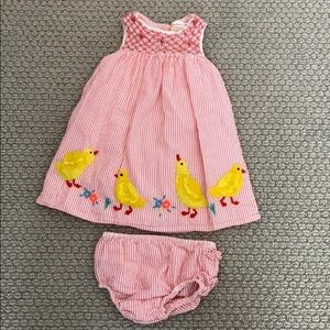 👧🐥Baby Boden Chick Dress🐥👧
